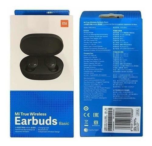 Auricular xiaomi mi true earbuds basic redmi mi