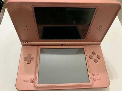Nintendo ds xl edición limitada rosa