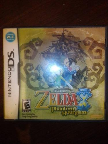 Nintendo ds zelda phantom hourglass