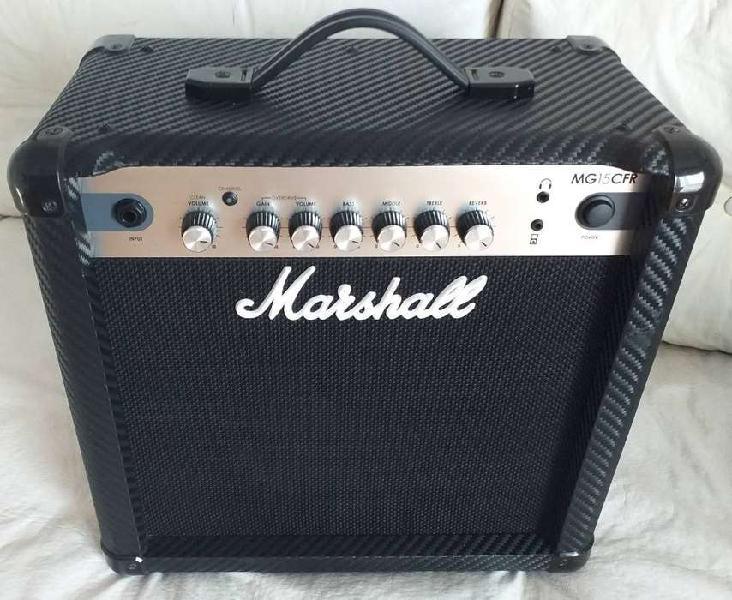 Amplificador marshall mg15cfr - con reverb