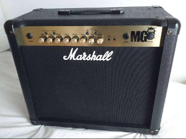 Amplificador de guitarra - marshall mg30 - excelente