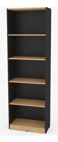Biblioteca organizador oficina 5 estantes. 59 cm. cod. 927