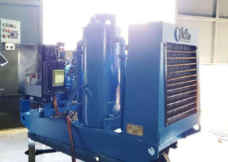Compresor reacondicionado a nuevo 60 hp 4 m3/min a 7 kg/cm2