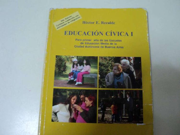 Educación cívica 1