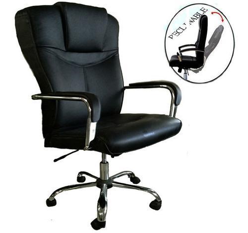 Ejecutivo gerencial escritorio sillon reclinable pc metalico