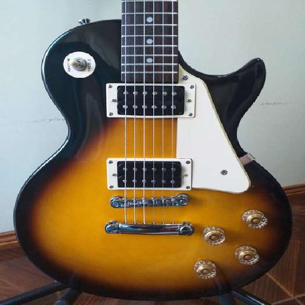 Guitarra epiphone lp100 - inmaculada - china 2013