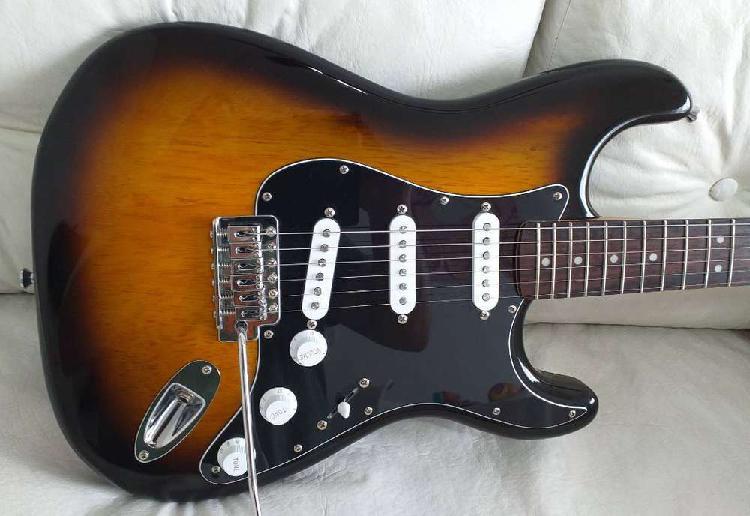 Guitarra squier sunburts - estilo stevie ray vaughan
