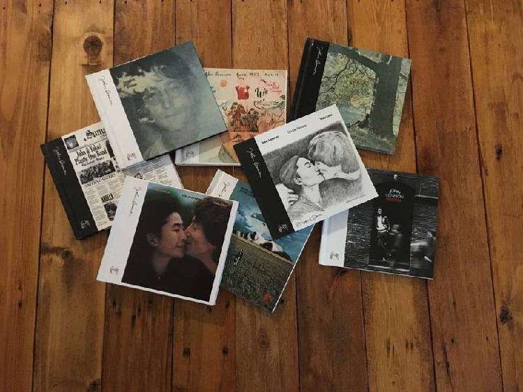 John lennon colección la nación - completa - nueva