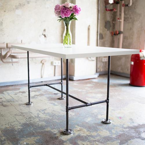 Mesa escritorio vintage industrial! oferta lanzamiento