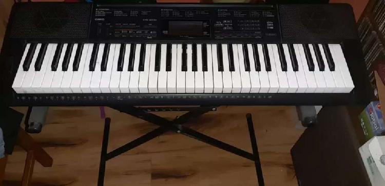 Oferta! teclado casio ctk-3200
