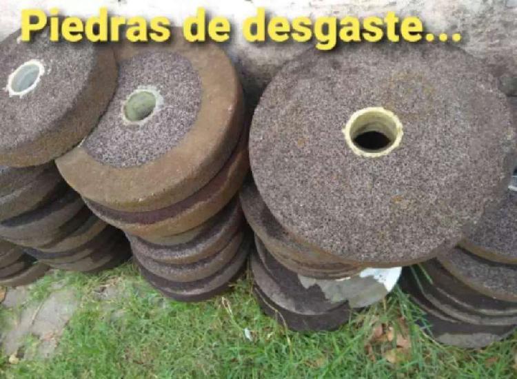 Piedras de desgaste