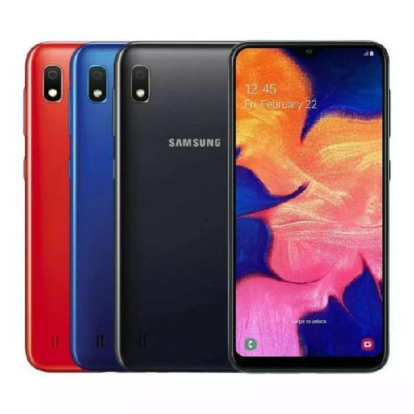 Samsung galaxy a10 libre 32gb android 9 nuevo oferta