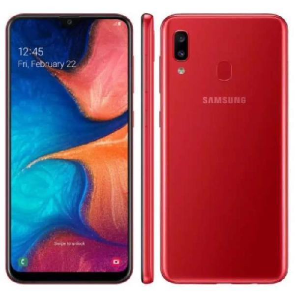 Samsung galaxy a20 libre 32gb android 9 nuevo oferta