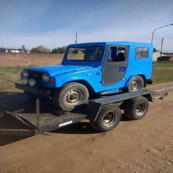 Vendo trailer para remolques de autos