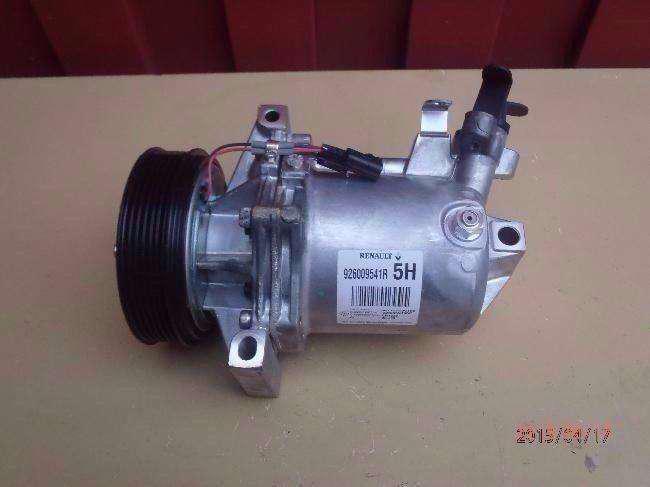 Compresor de aire acondicionado original renaul nuevo