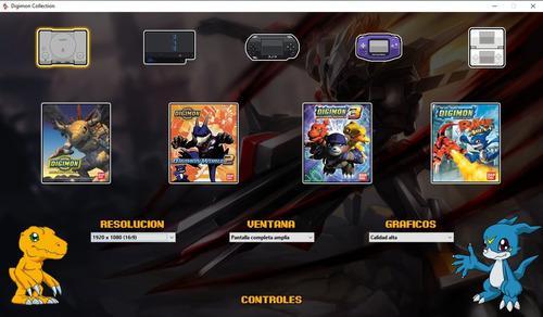 Juego digimon collection (app juegos de digimon en pc)