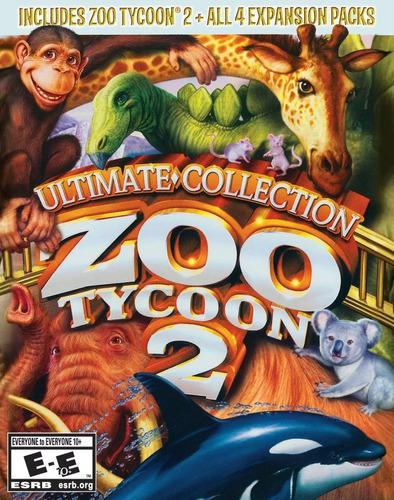 Juego pc digital zoo tycoon 2 collection - mtgalsur