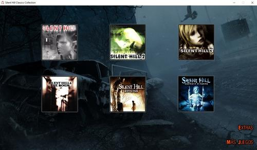 Juego pc silent hill classics collection (app juegos pc)