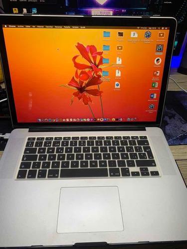 Macbookpro a1398 permuto por pc gamers