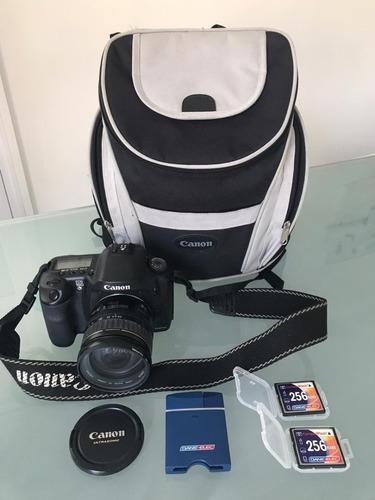 Canon reflex modelo eos 10d