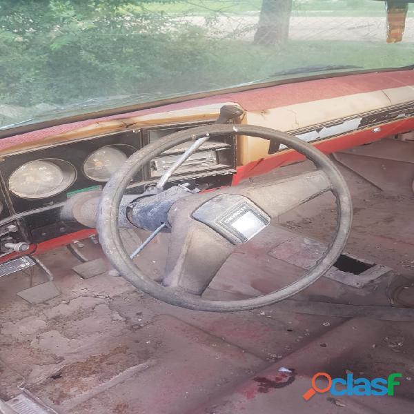 Parts chevrolet silverafo 1980