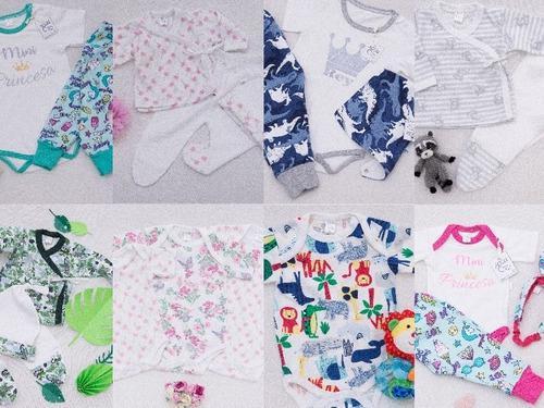 Catalogo mayorista comercios ropa prematuros y hasta 2 años