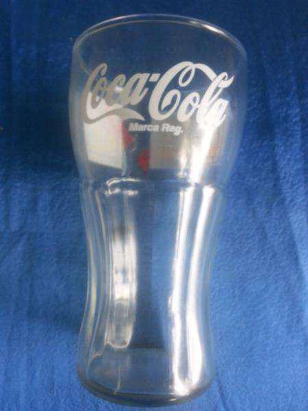 Vaso coca cola 2002 mundial 78