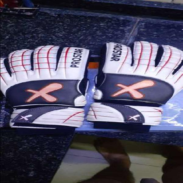 Vendo guantes de arquero