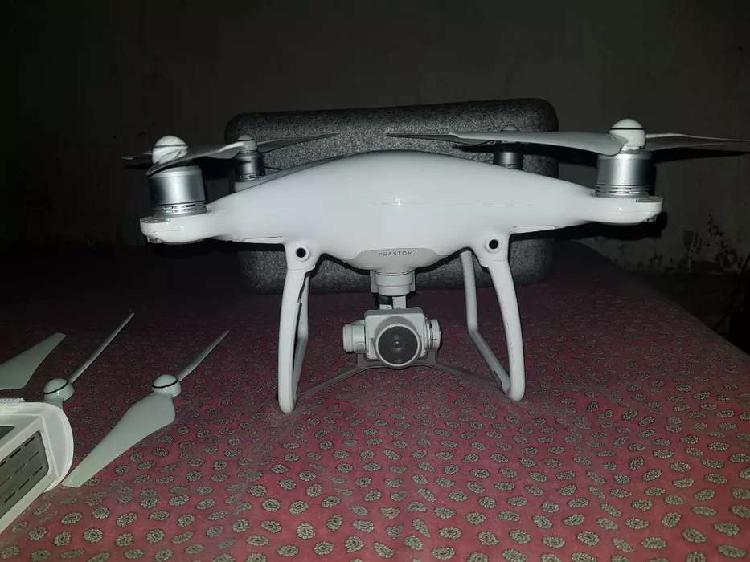Vendo o permuto dron phantom 4