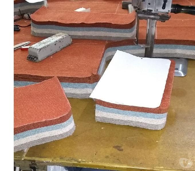 Cortador de ropa o telas textiles