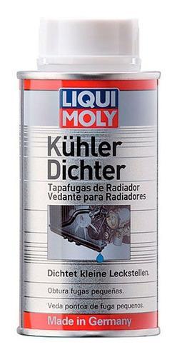 Liqui moly aditivo sellador y tapagoteras para radiador