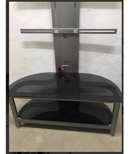 Mesa de vidrio + rack lcd/plasma_exkarg