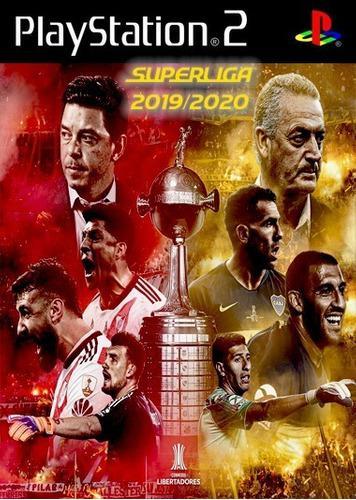 Pes superliga 2019/2020 ps2