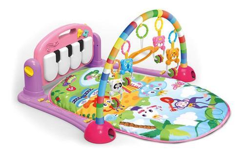 Gimnasio piano manta sonajeros para bebe env gratis cuotas