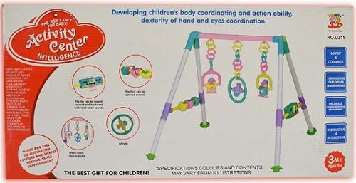 Gimnasio y centro de actividad para bebe