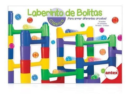 Laberinto de bolitas clasico antex 3325