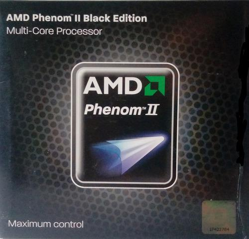Amd phenom ii x4 955 3.2ghz socket am3 8.0 mb nuevo caja