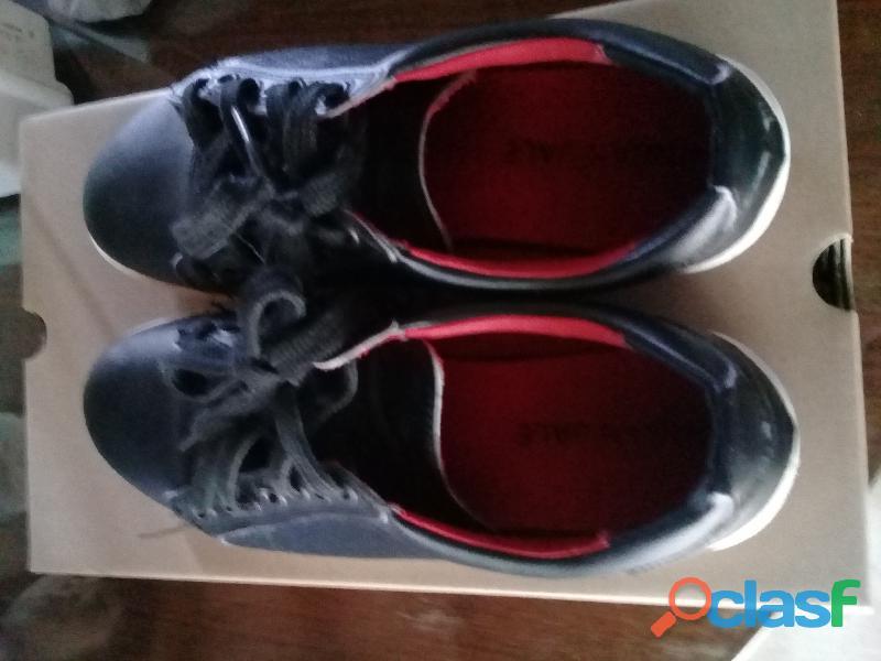 Zapatillas urban talle 39 negras
