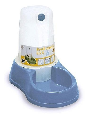 Bebedero automático stefanplast break 3.5 lt