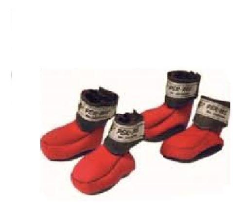Botitas perros antideslizante neoprene xs per-ros