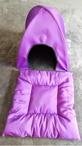 Cucha carpa iglú para mascotas medianas