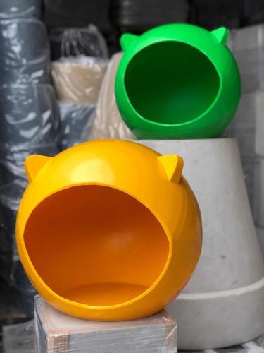 Cucha gato perro plástico rotomoldeado colores promo!