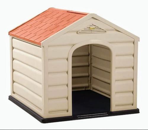 Cucha plastica casa de perros termica razas pequeñas rimax