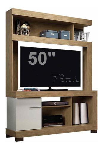 Mueble organizador modular tv lcd plasma audio led!! moderno