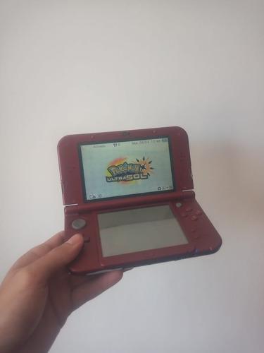Consola nintendo new 3ds xl + pokemon ultra sun - original !