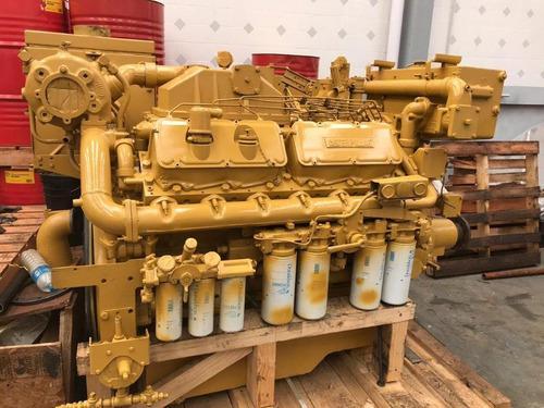 Repuestos motor caterpillar 3412