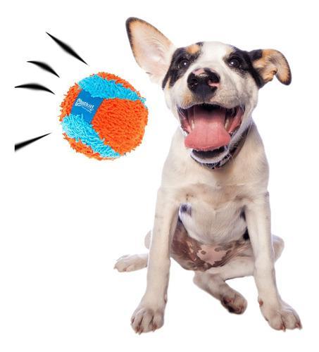 Juguetes perros medianos pelota peluche importada 11 cm