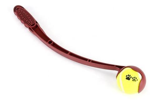 Lanza pelota catapulta alcanza pelota juguete para perros