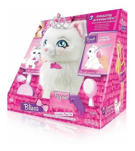 Mascota gato gatito blissa peluche my fab pets barbie