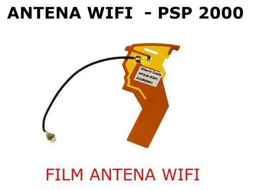 Antena wifi psp slim 2000 original sony film antena wifi